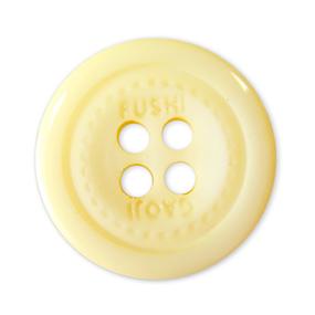 Пуговицы Блузочные 4 прокола 15 мм цвет 728 св-желтый упаковка 12 шт фото