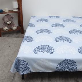 Постельное белье из поплина 28251/1 Деревья Семейный фото