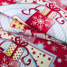 Ткань на отрез вафельное полотно 50 см 170 гр/м2 20241/1 Чудо-подарок фото