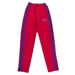 Спортивные штаны мужские 0351 цвет красный р 52 фото