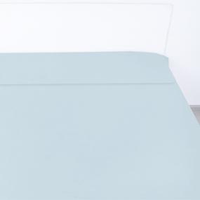 Пододеяльник сатин 14-4504 цвет серо-голубой 2 сп фото