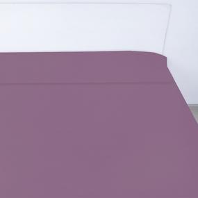 Пододеяльник сатин 17-1610 цвет брусника 2 сп фото