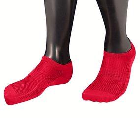 Мужские носки АБАССИ XBS12 цвет ярко-красный размер 39-42 фото