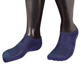 Мужские носки АБАССИ XBS12 цвет фиолетовый размер 39-42 фото