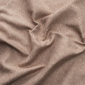Ткань на отрез Blackout лен рогожка 508-45 бежевый фото