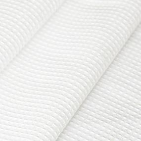 Полотенце вафельное отбеленное 140гр/м2 45/60 см фото