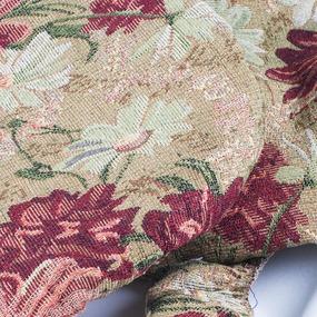 Чехол на табурет гобелен № 7 размер 35/35 см фото