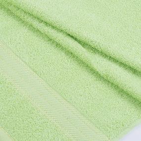 Полотенце махровое Sunvim 12В-4 50/90 см цвет салатовый фото