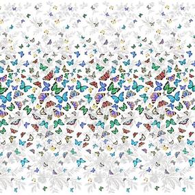 Бязь Премиум 220 см набивная Тейково рис 15407 вид 1 фото
