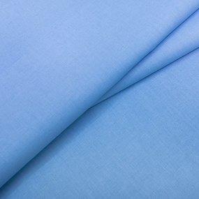 Ткань на отрез бязь ГОСТ Шуя 150 см 12410 голубой фото