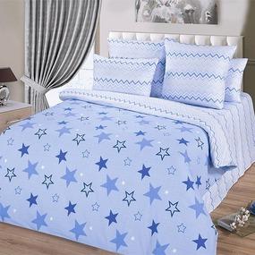 Поплин 220 см Звездный синий 11142/2 фото