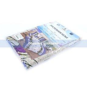 Постельное белье бязь ГОСТ 1095 Ирисы 1.5 сп с 1-ой нав. 70/70 фото
