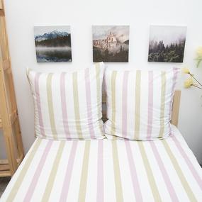 Постельное белье из поплина 11158/1 Вивьен 2-х сп с евро простыней фото