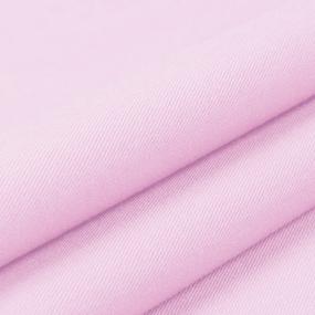 Ткань на отрез сатин гладкокрашеный 160 см 706 цвет розовый фото