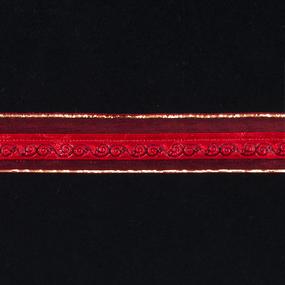 Лента декоративная 25 мм (9,14 м) TBY/ЛДК/QC-01.4 цвет 26 фото