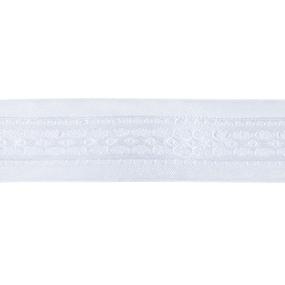 Лента декоративная 25 мм (9,14 м) TBY/ЛДК/QC-02.1 цвет 01 фото
