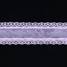 Лента декоративная 40 мм (9,14 м) TBY/ЛДК/QC-12.3 цвет 04 фото