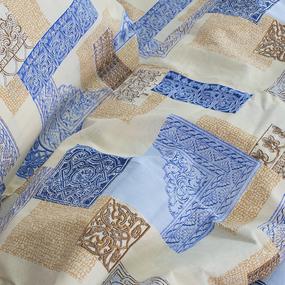 Постельное белье из бязи 1292/2 Арабеска 1.5 сп с 1-ой нав. 70/70 фото