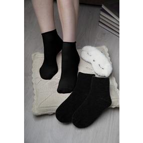 Носки Уют женские плюш 11010 р 23-25 фото