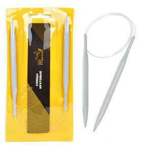 Спицы для вязания круговые Maxwell Gold, тефлон 6675 9,0 мм 80 см фото