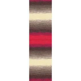 Пряжа ALIZE LANAGOLD BATIK 4574 (49% шерсть 51% акрил) фото