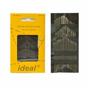 Иглы IDEAL ID-HN--35 набор штопальных игл уп. 50 игл (0340-0055) фото
