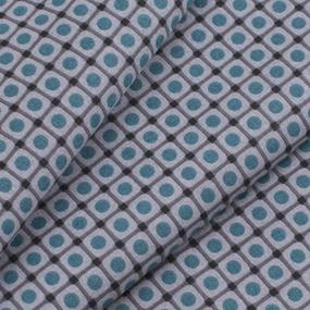 Ткань на отрез поплин детский 220 см 28345/1 Ананасы компаньон фото