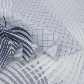 Ткань на отрез бязь 120 гр/м2 220 см 11664/1 Тропики фото