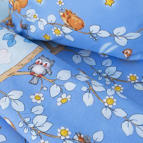 Детское постельное белье из бязи 1.5 сп 202011 День и ночь фото