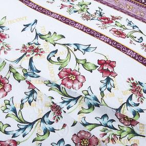Полотенце махровое Sunvim Византия 68/136 см цвет красный фото