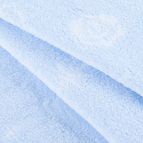 Полотенце махровое Sunvim 07-77 Русалочка 50/90 см цвет голубой фото