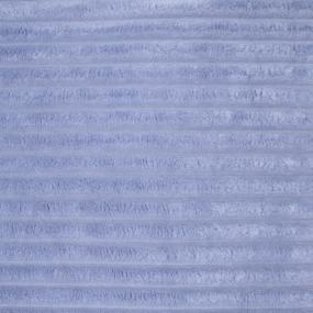 Ткань на отрез велсофт Orrizonte 300 гр/м2 200 см цвет светло-голубой фото