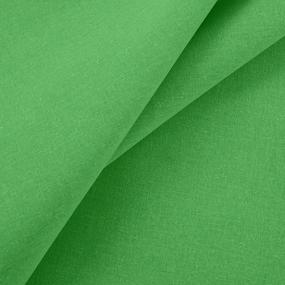 Бязь гладкокрашеная ГОСТ 150 см цвет зеленый 067 фото