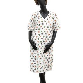 Сорочка женская бязь 44-46 рис 1761/1 фото
