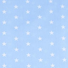 Отрез 150х150 Бязь плательная 150 см 1700/3 цвет голубой фото