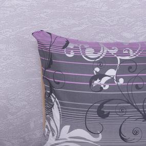 Наволочка Бязь 355/1 Симфония цвет розовый в упаковке 2 шт 70/70 см фото