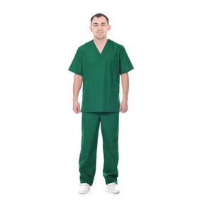 Костюм Хирург рукав короткий ТиСи изумруд 48-50 рост 172-176 фото
