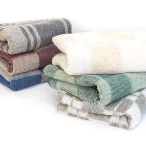 Одеяло п/ш (полушерсть) детское 110х140 см 400 гр/м2 фото