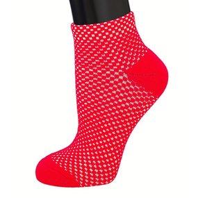 Женские носки АБАССИ XBS1 цвет ассорти вид 1 размер 23-25 фото