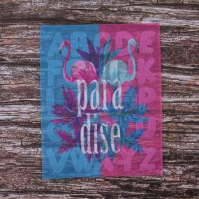 Декоративный элемент пришивной Paradise 19,5*23 см фото