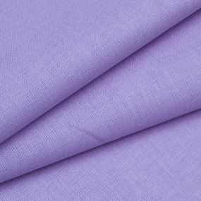 Ткань на отрез бязь ГОСТ Шуя 150 см 11710 цвет сирень фото