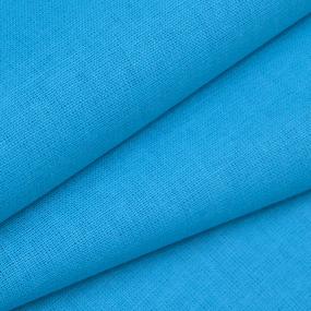 Ткань на отрез бязь М/л Шуя 150 см 10320 цвет бирюза фото