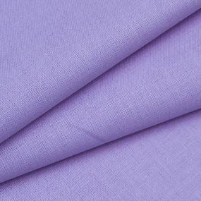 Ткань на отрез бязь М/л Шуя 150 см 11710 цвет сирень фото