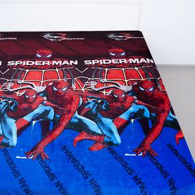 Покрывало велсофт SC-13 Человек паук 150/200 фото