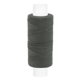 Нитки швейные 45ЛЛ 200м цвет 6612 серый хаки фото