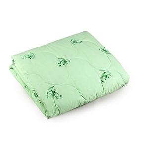 Одеяло детское Бамбук 300гр Всесезонное 110/140 чехол хлопок фото