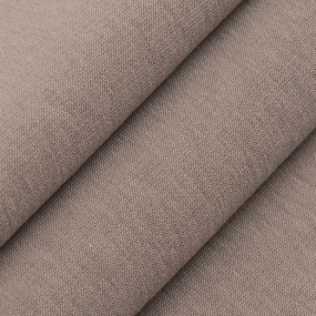 Ткань на отрез футер 3-х нитка компакт пенье начес цвет светло-коричневый фото