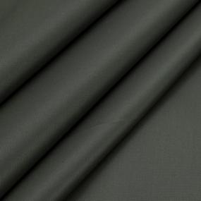 Ткань на отрез Оксфорд 210D-21 цвет темный хаки 049 фото