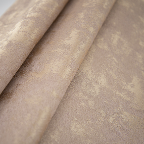 Портьерная ткань на отрез Мрамор 17Y430 цвет 14 какао фото