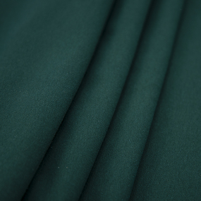 Мерный лоскут футер петля с лайкрой ОЕ цвет темно-зеленый 2,1 м фото